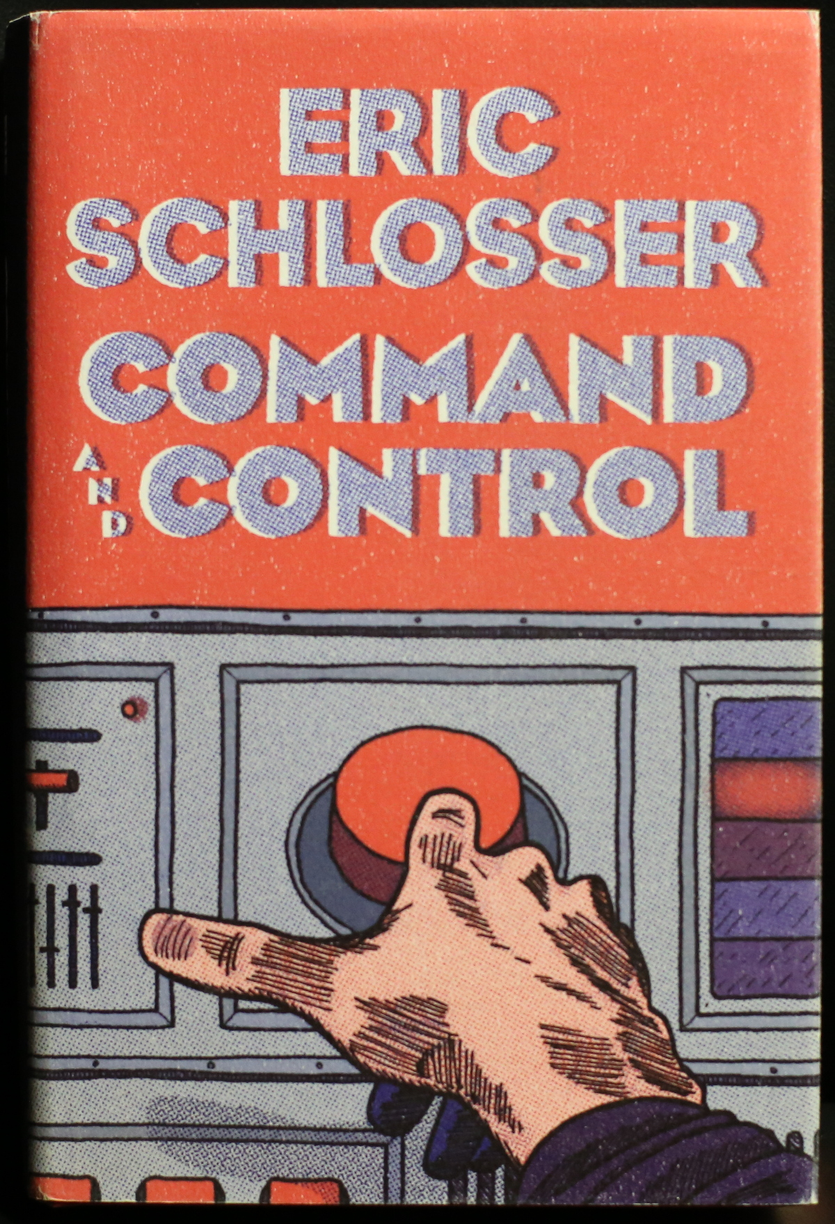 Command and Control cover